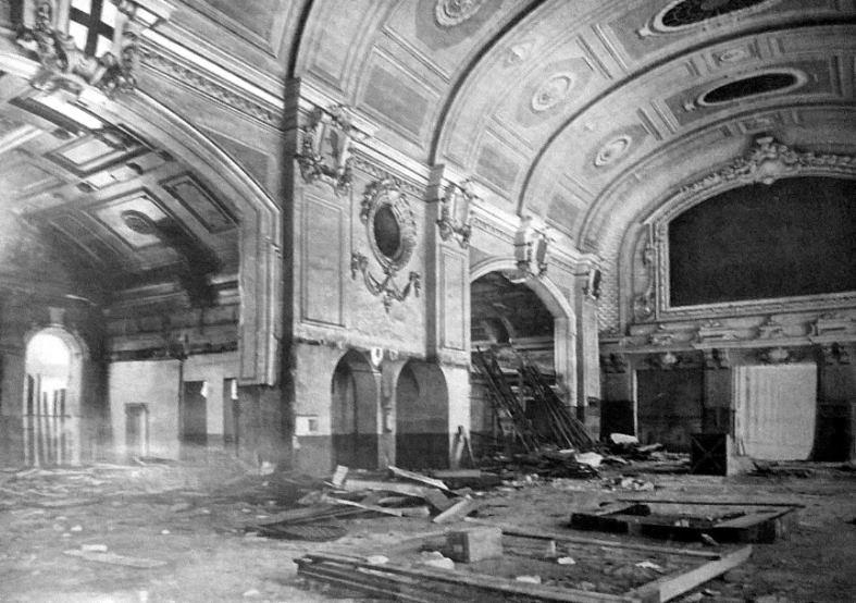 biglietteria stazione centrale vecchia demolizione