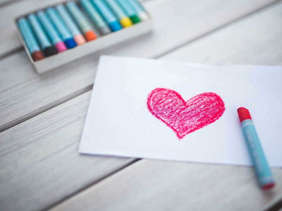 san valentino lab per bambini