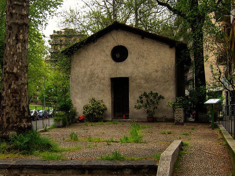 La storia segreta della chiesa delle lucertole di Lorenteggio