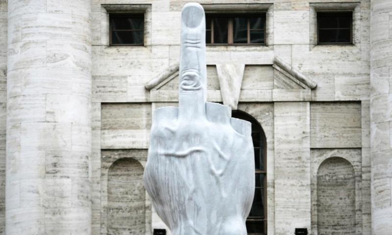 il dito