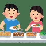 福岡田川のラピュタファーム乳児にも安心の果樹園の中のレストラン