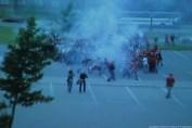 Capture d'écran 1 vidéo Desniansky Raion de Cyprien Gaillard 2007 Frac Auvergne