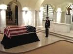 casket-flag