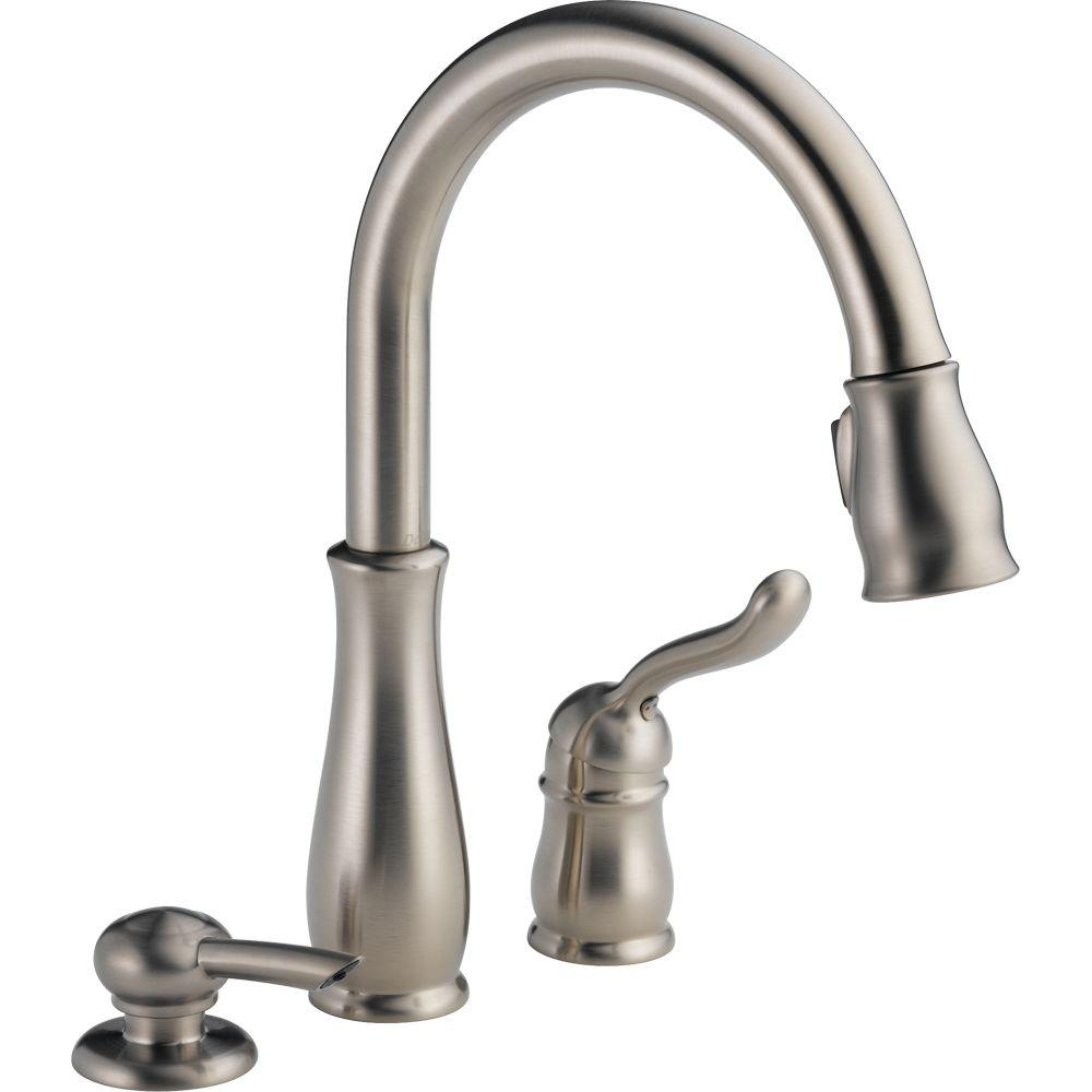 Delta 978 Sssd Dst Pull Down Faucets Download Instruction Manual Pdf