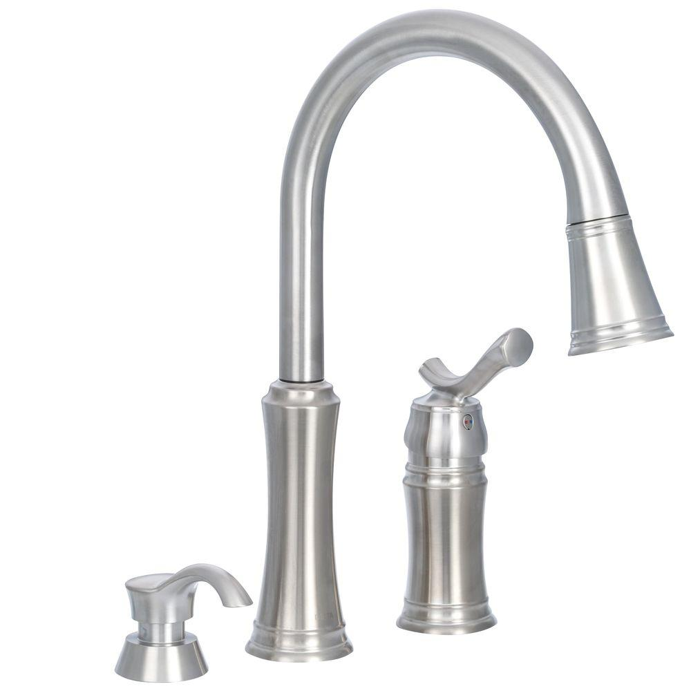 Delta 59963 Sssd Dst Pull Down Faucets Download Instruction Manual Pdf