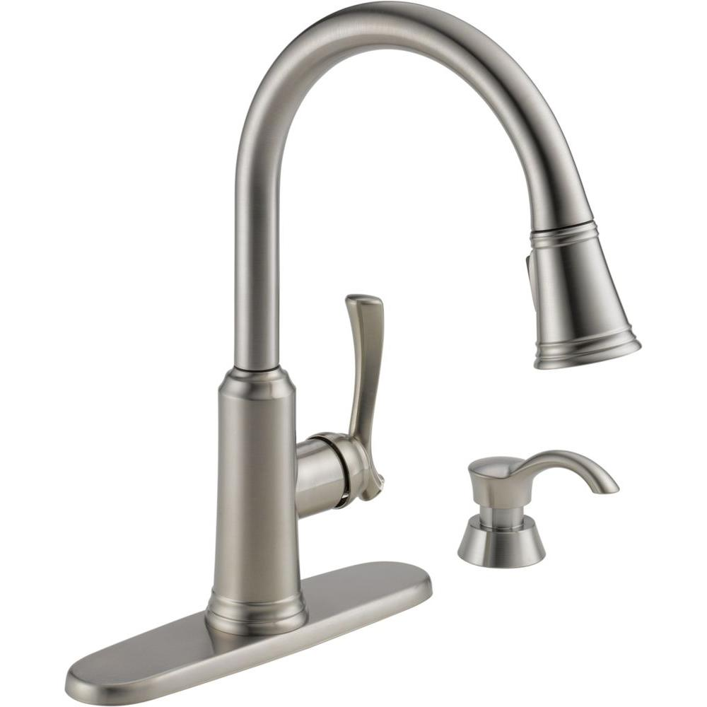 Delta 19963 Sssd Dst Pull Down Faucets Download Instruction Manual Pdf