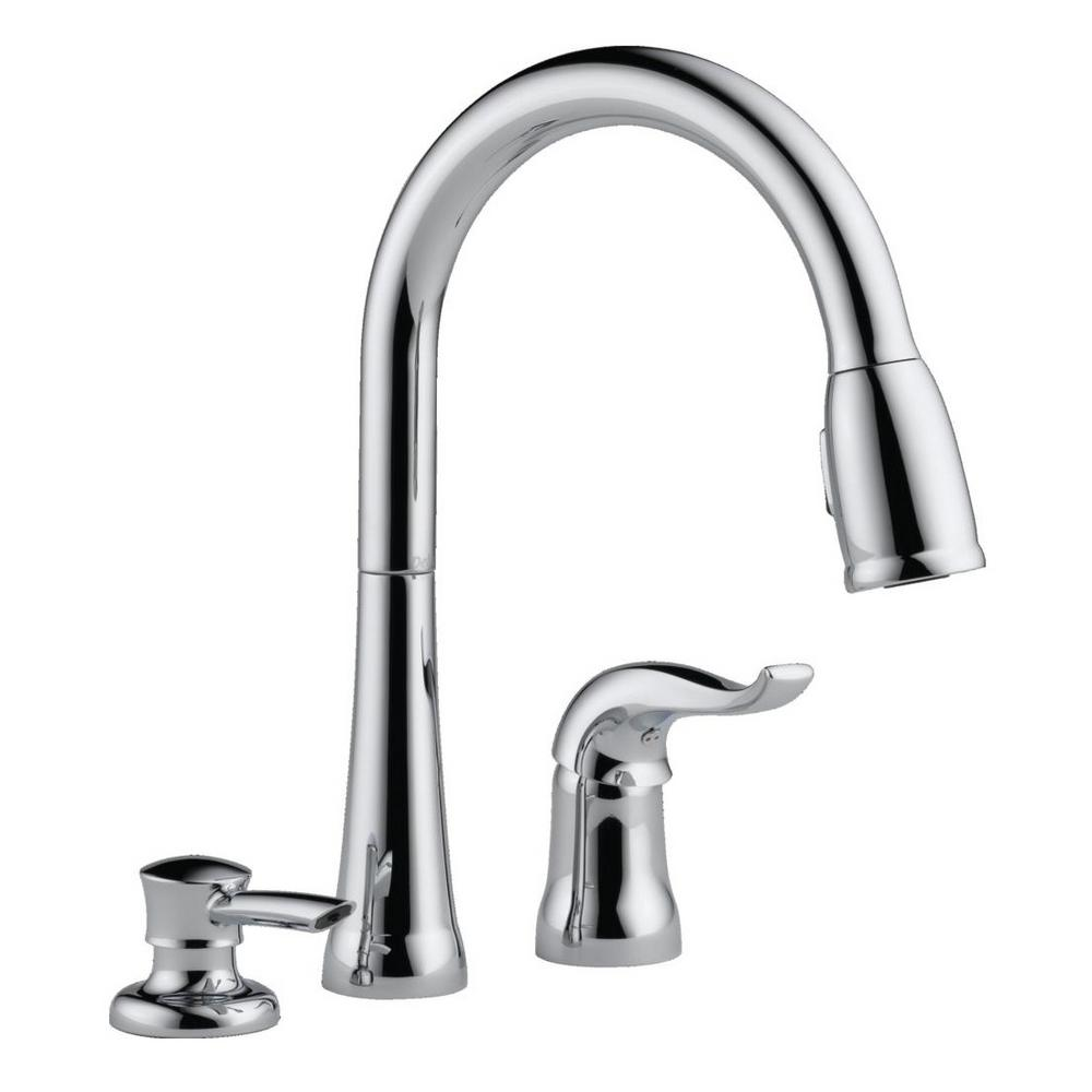 Delta 16970 Sd Dst Pull Down Faucets Download Instruction Manual Pdf