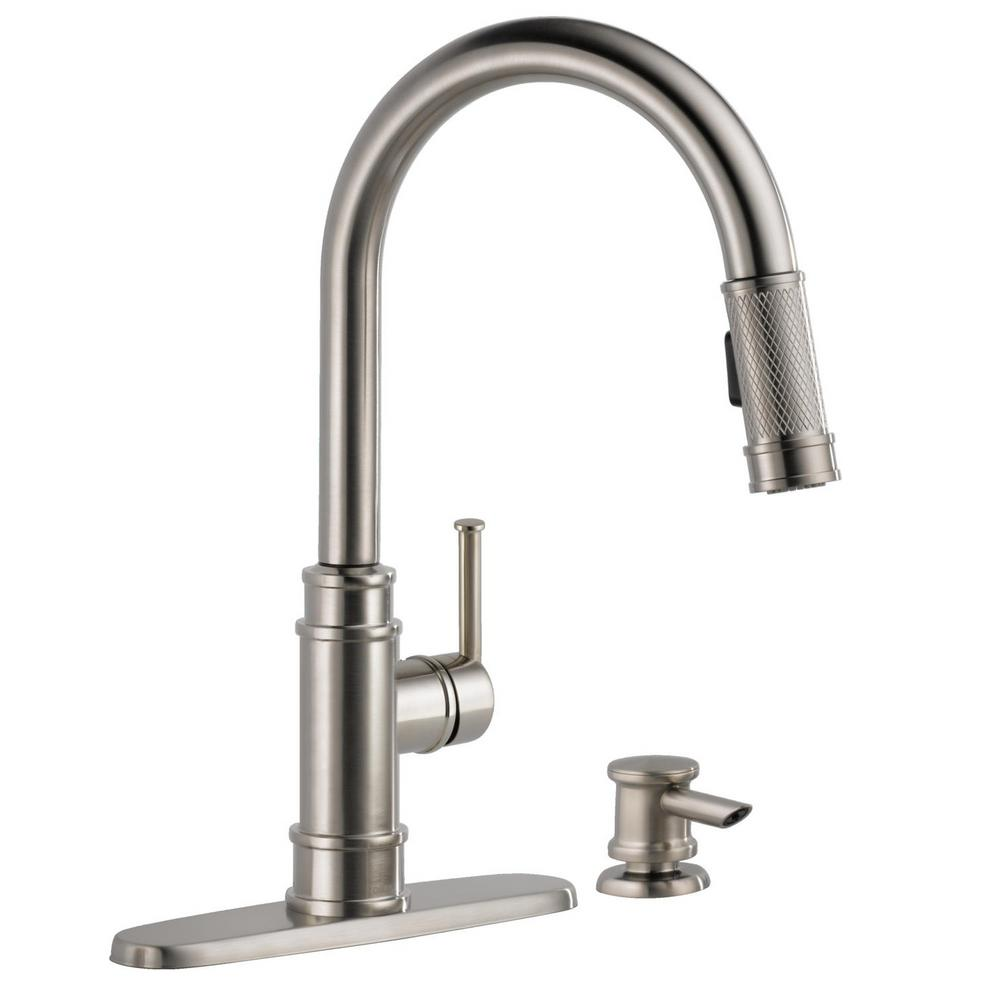 Delta 19935 Spsd Dst Pull Down Faucets Download Instruction Manual Pdf