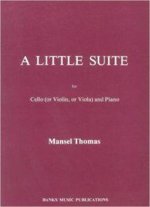 A Little Suite for Cello