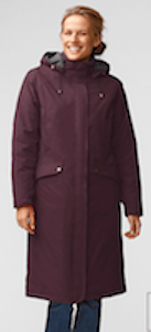 Land's End Squall Stadium coat