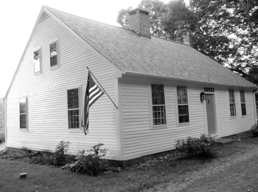 Historic Cape 223 Puddin Lane