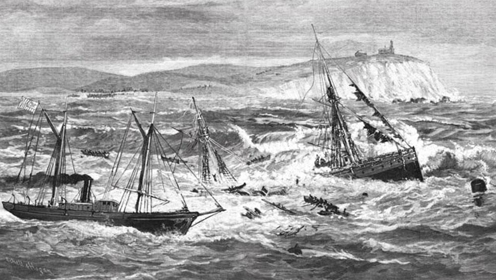 City of Columbus Wreck