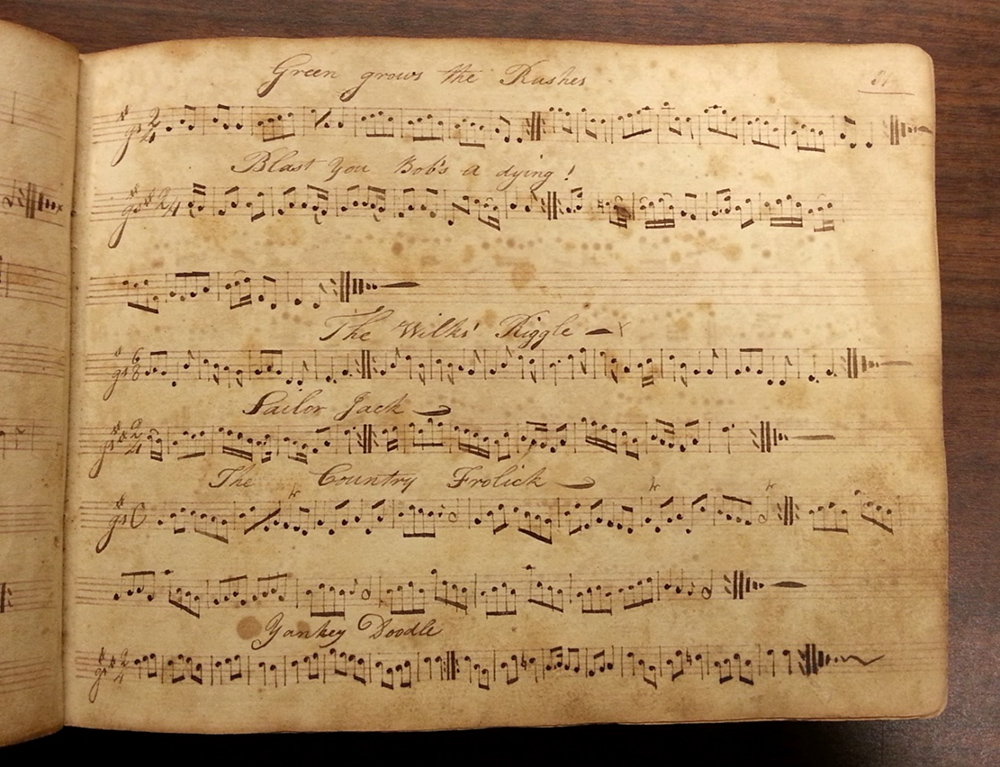 Luther Kingsley Music Book