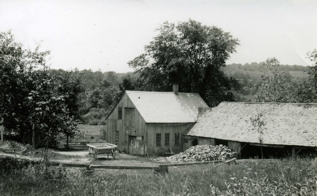 The Gurley-Mason Mill