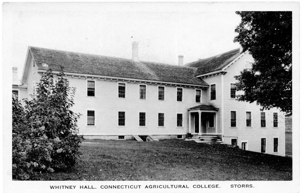 Whitney Hall