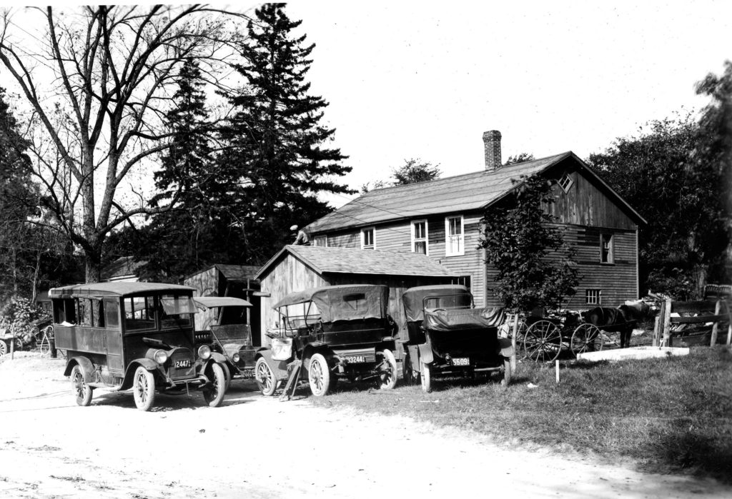 Storrs Garage