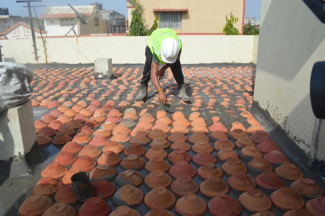 Waterproofing Clay Pots