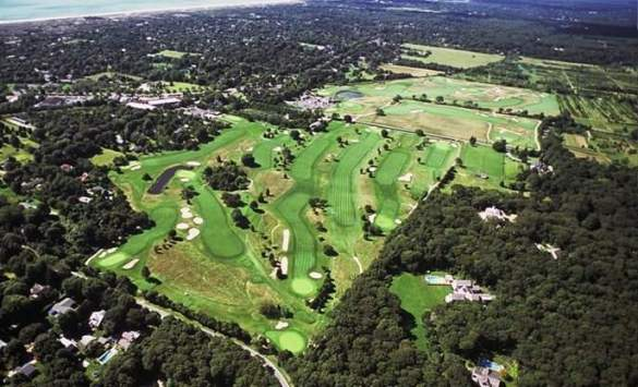 Hamptons for Links Lovers   Mansion Global South Fork Country Club