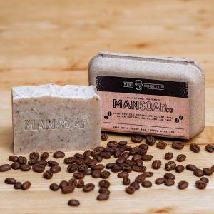 Cold Process Coffee Soap