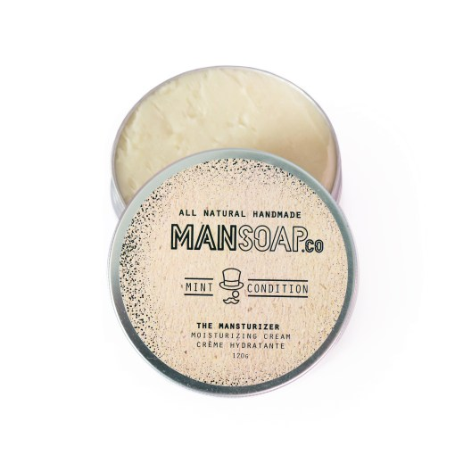 The Mansturizer | Moisturizing Cream | Crème hydratante