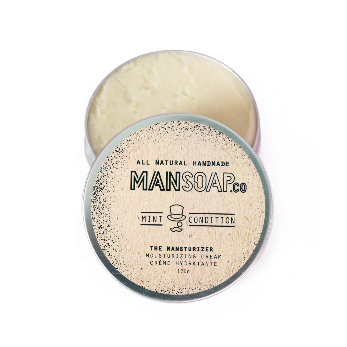 The Mansturizer | Moisturizing Cream | Crème hydratante