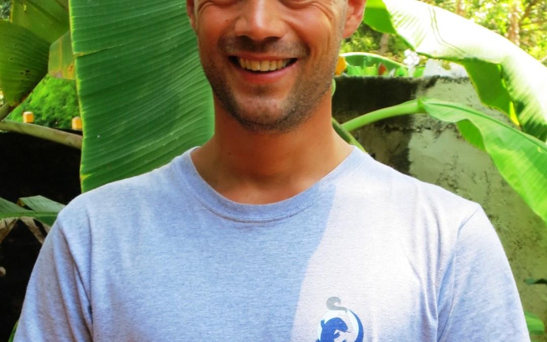 Manta Champion: Stu Beckingham's manta dives