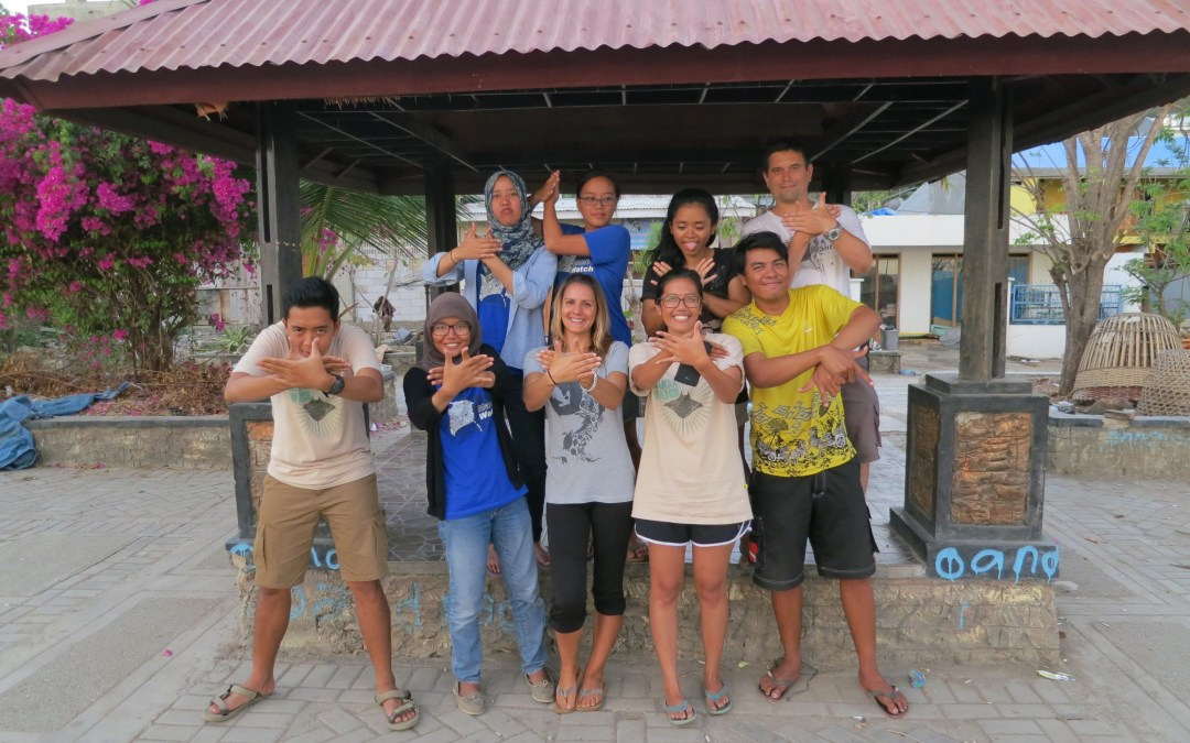 Day 11: Learning with Manta Trust