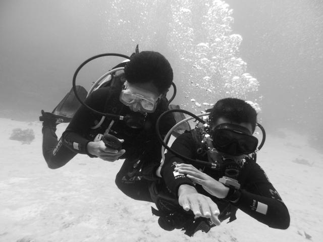 Day 4: PADI Advanced Open Water dive training