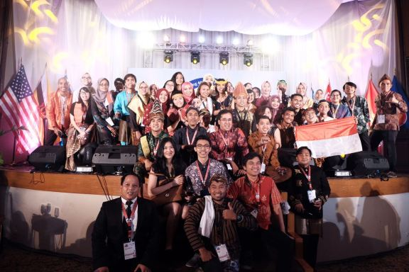 YSEALI Summit delegates from Indonesia