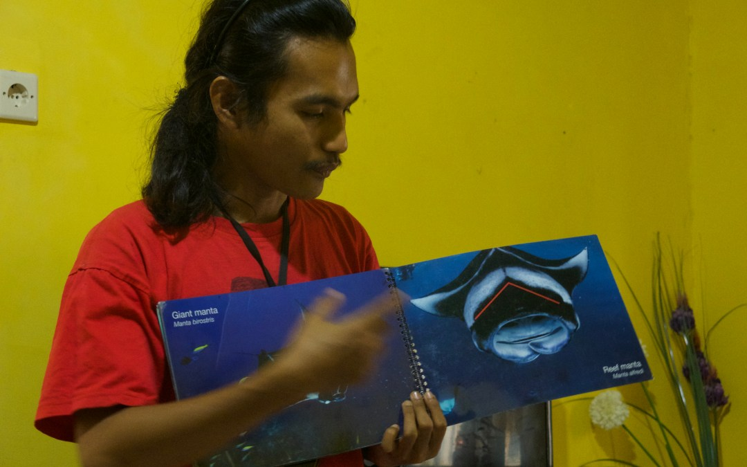 Day 2: Conservation Briefings and Manta the Planktivore