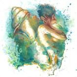 """Biosensible"" Anouk Lacasse, artiste peintre et illustratrice www.anouklacasse.ca"