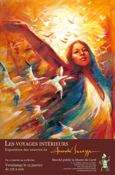 Anouk Lacasse, artiste peintre et illustratrice http://www.anouklacasse.ca/