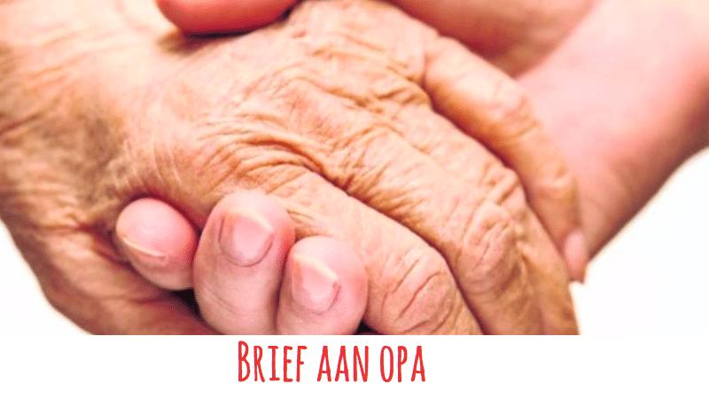 Brief Aan Opa, Deel 4 Door Astrid IJsselstein Seip #dementie