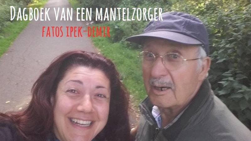 Dagboek Van Een Mantelzorger: Ongerust, Dus Actie..