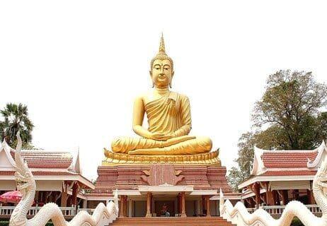 من هو بوذا