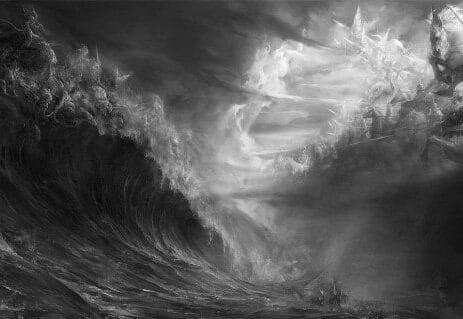 هل طوفان نوح أغرق الأرض كلها؛  العصر الجليدي الأخير