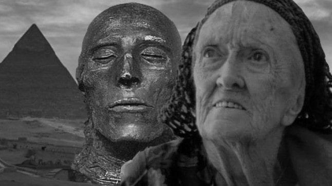 دوروثي أم سيتي: امرأة بريطانية قادمة من عصر الفراعنة