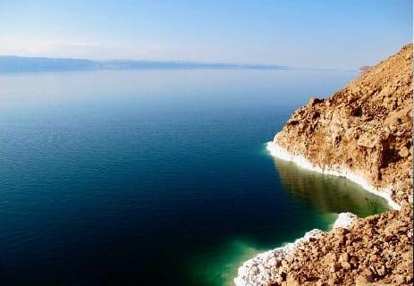 الأردن؛ لماذا سمي البحر الميت بهذا الاسم