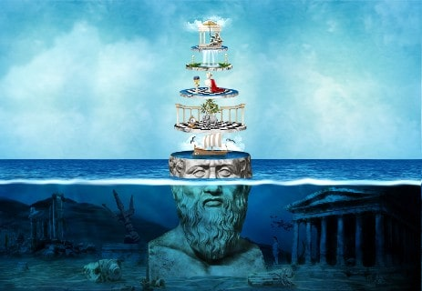 قارة أطلانتس المفقودة: هل كانت مجرد حكاية خيالية اخترعها أفلاطون؟