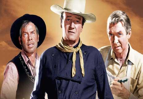 فيلم The Man Who Shot Liberty Valance 1962
