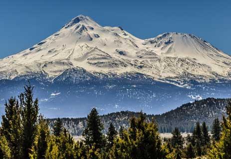 جبل شاستا
