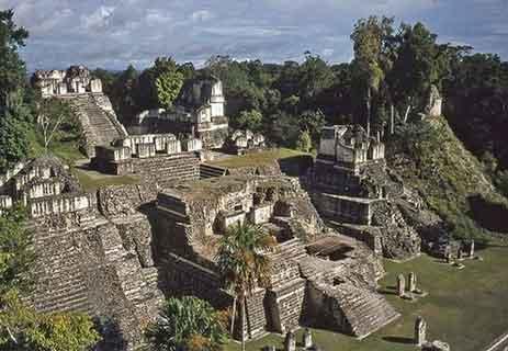 شعب المايا