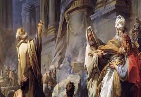 Read more about the article قصة السامري: هل صنع العجل الذهبي أم صنعه النبي هارون؟