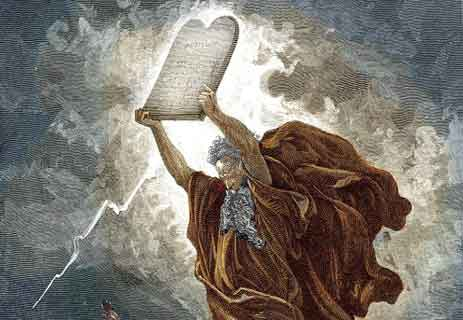 Read more about the article الوصايا العشر في الكتاب المقدس والقرآن: مبادئ أخلاقية صالحة لجميع البشر