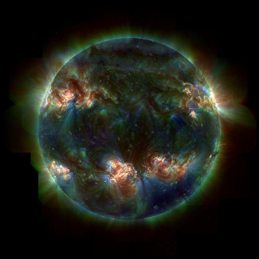 hinduism solar