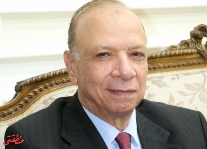 محافظ القاهرة المهندس عاطف عبد الحميد