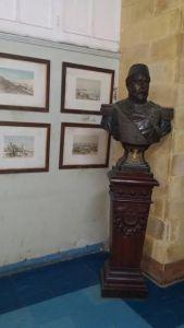 تمثال الخديوي بالمتحف الزراعي