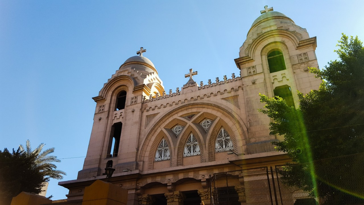كاتدرائية القيامة، أو بطريركية الروم الكاثوليك - 16 شارع الظاهر، الفجالة