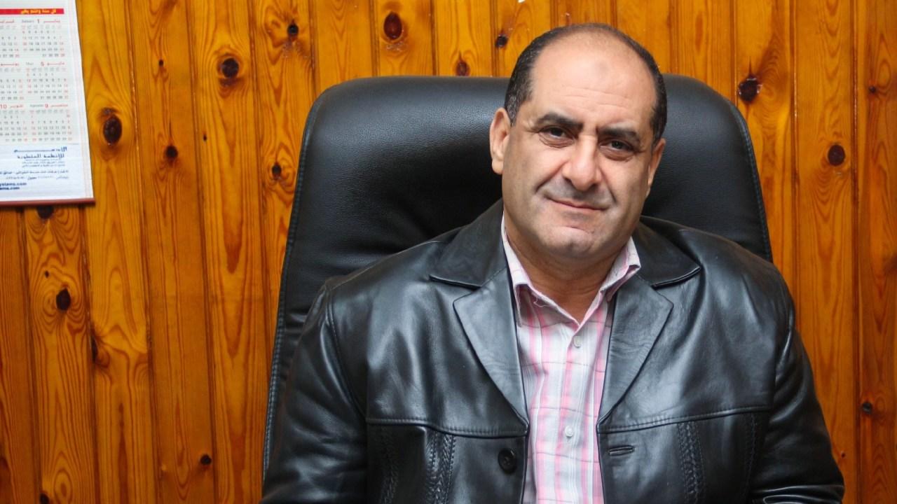 اللواء محمد صبري عبده رئيس حي الأزبكية