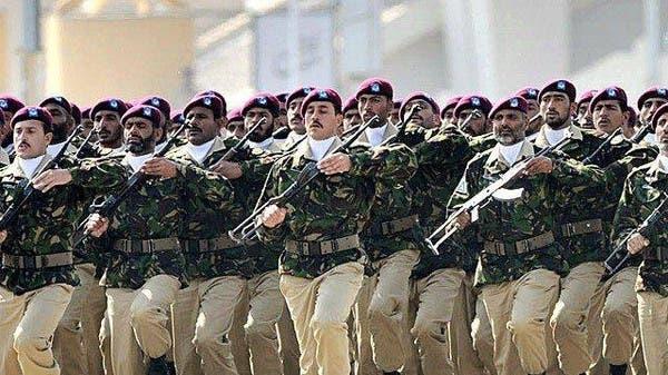 مقتل 4 جنود و4 مسلحين في هجوم على موقع أمني باكستاني WWW.MANTOWF.COM